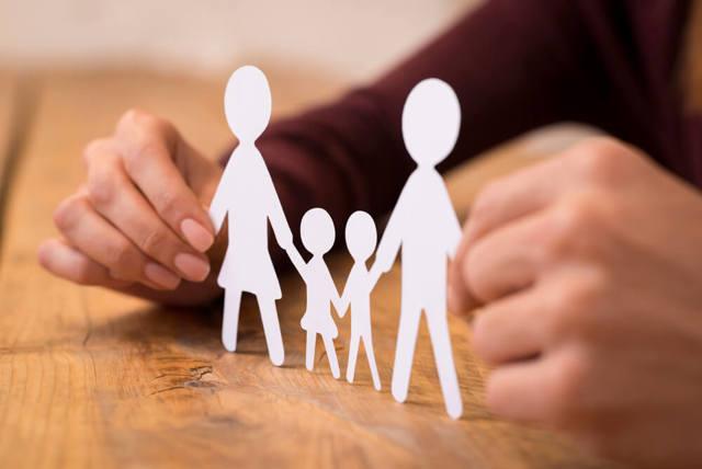 Образец соглашения о детях