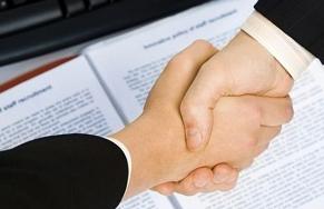 Договор поставки товара между юридическими лицами - образец