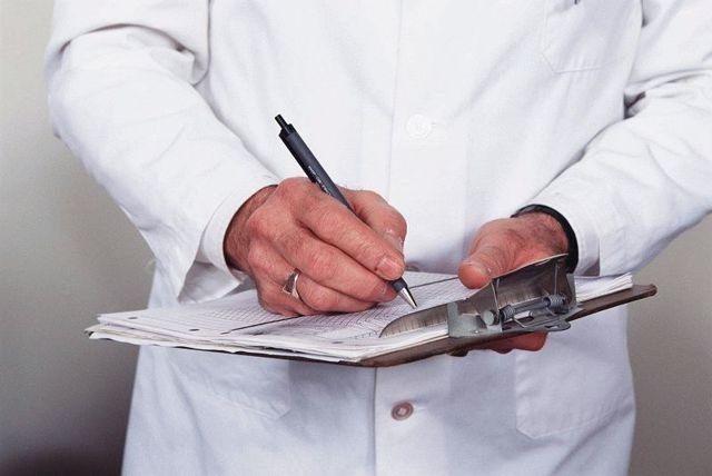 Образец акта медицинского освидетельствования