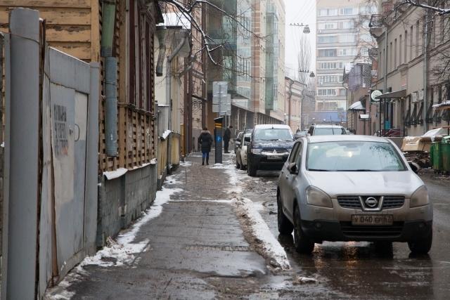 Принят закон об организации дорожного движения и парковок