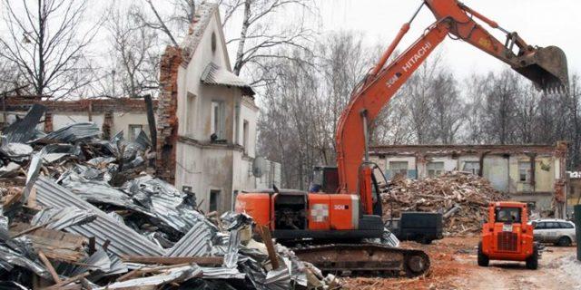 Разъяснение ФНС по вопросу прекращения уплаты налога на квартиру в снесенном доме