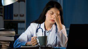Дополнительный отпуск медицинским работникам