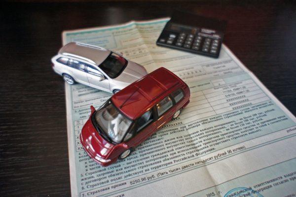 Минфин проинструктировал водителей о составлении европротокола