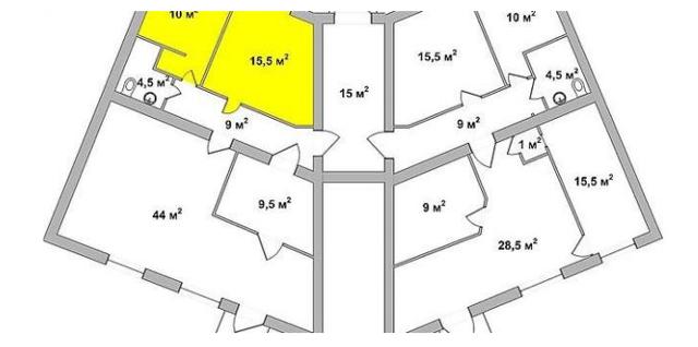 Арендовать часть здания можно будет без представления техплана