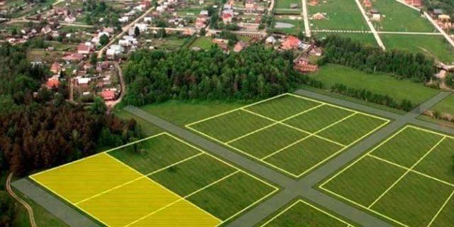 Образец иска о разделе земельного участка