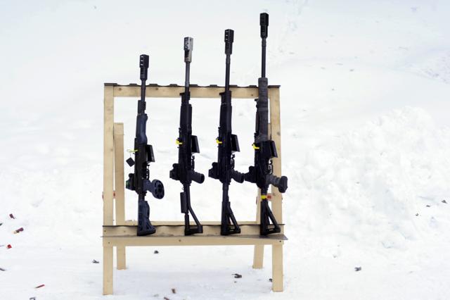 Как получить разрешение на охотничье оружие