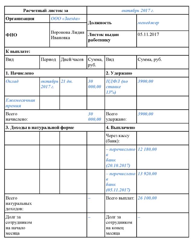 Разъяснение Минтруда об электронных расчетных листах