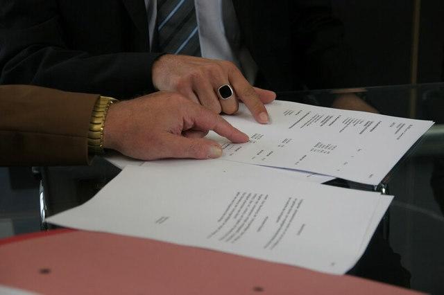 Образец акта выполненных услуг по договору оказания услуг