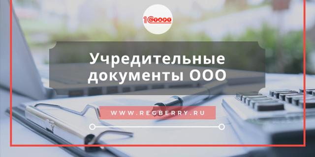 Учредительные документы и выписки