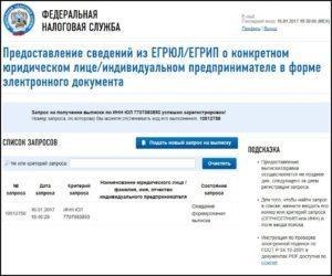 Реквизиты свидетельства о государственной регистрации ИП