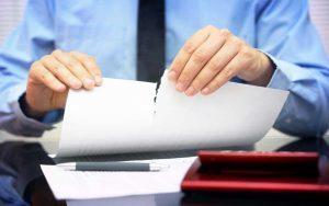 Приказ об отмене приказа об увольнении - образец