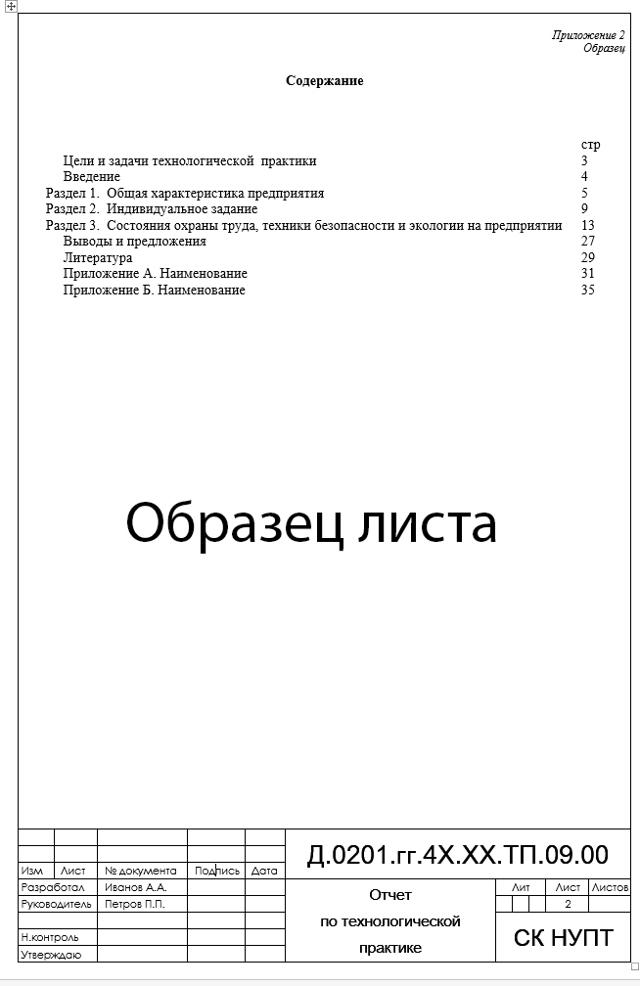 Отчёт по производственной практике