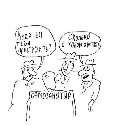 Законопроект о «самозанятых гражданах»