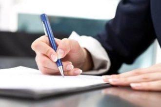 Как правильно оформить соглашение сторон?