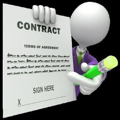 Каковы существенные условия договора оказания услуг?