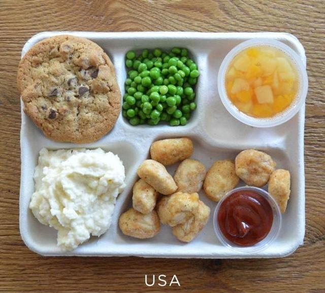 Обеспечить горячим питанием и разместить меню на сайте — новые обязанности школ