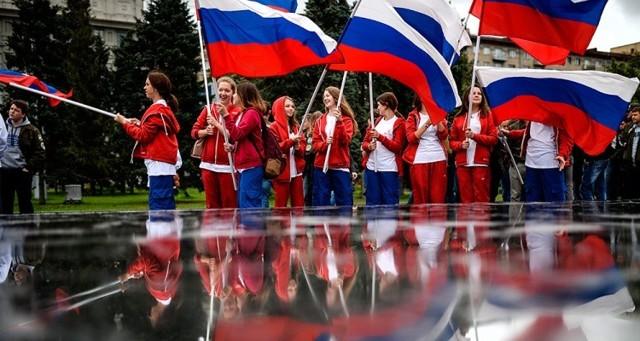 Государственный флаг РФ и его использование