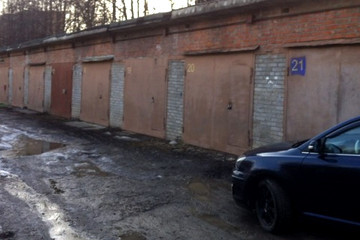 Образец договора купли-продажи гаража_образец