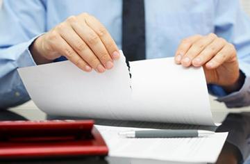 Порядок приостановки работ по договору подряда